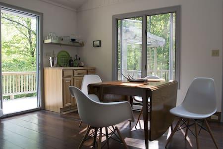 Roxbury Mountain Retreat: a Catskills getaway! - Roxbury - House