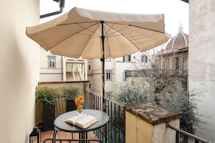 The private Terrace