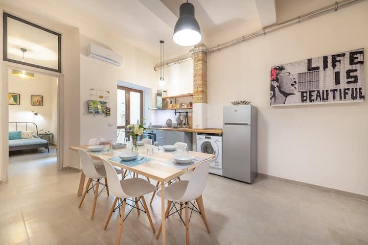Single house in Cagliari centre