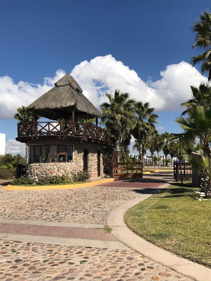 Residencial La Brisas Nvo Altata(FAMILIAR con wifi