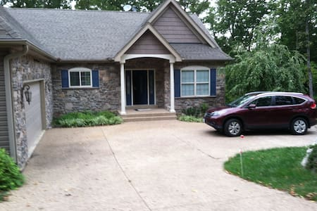 Peaceful private home at Innsbrook Golf Resort