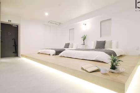 bHotel 102 Beautiful New 1BR Apartment for 6 ppl