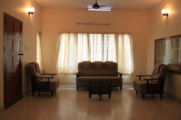 Athithi Homes - A Government Certified Homestay - Ernakulam