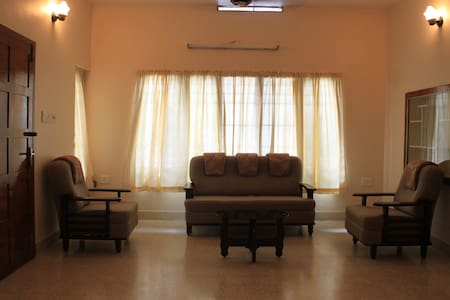 Athithi Homes - A Government Certified Homestay - Ernakulam - Huis