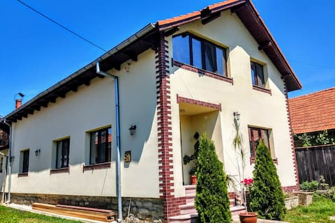 Casa/vila la țară ( Lângă Călimănești -Căciulata)