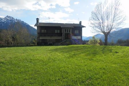 Vacanza nel verde delle Dolomiti