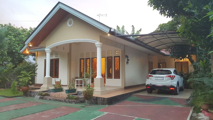 Beautiful residence in Manado