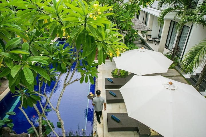 Cozy Room Near Airport Incl. Breakfast/ 2 Guest