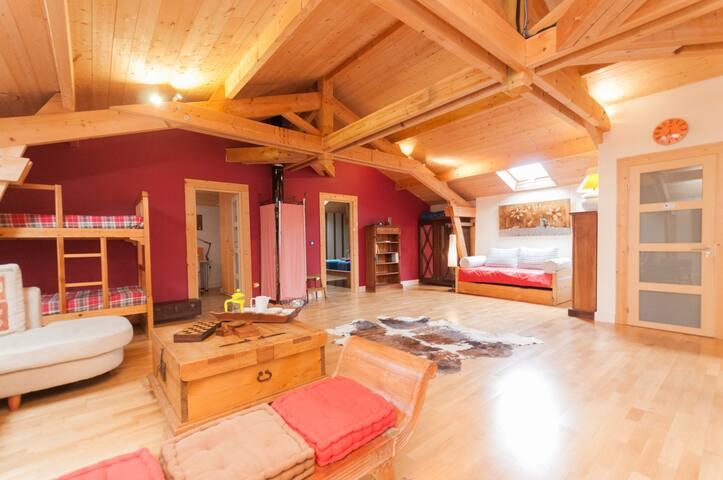 Loft in Le Grand Maison - Hendaye - Loft