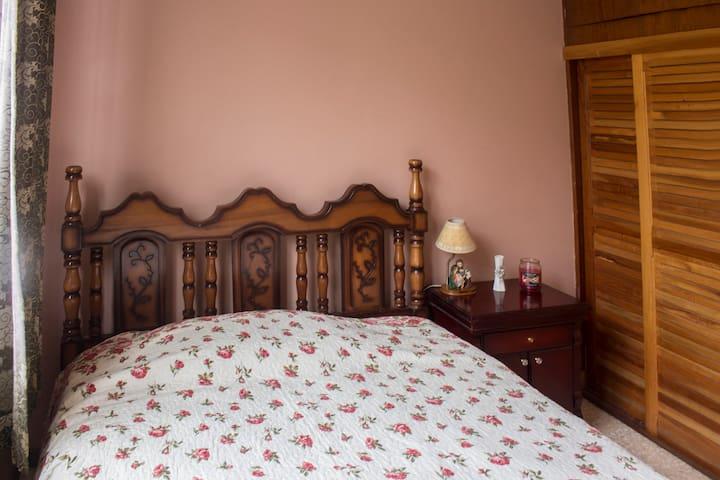 Cozy Room in Tarrazu - San Marcos