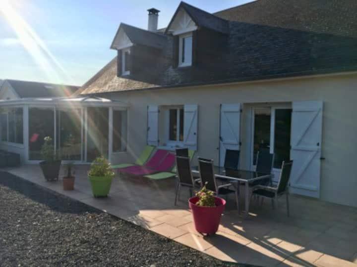 Chez Colette, St pair sur mer (kairon)