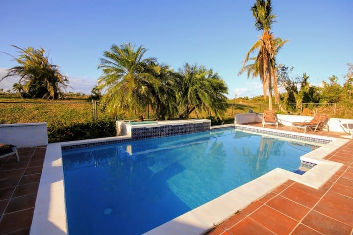 Gorgeous apt w/ private pool - 5 min walk to beach - Nassau - Huoneisto