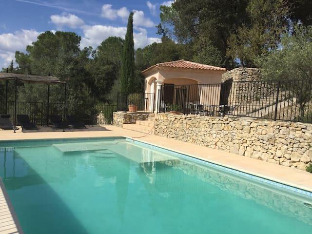 Prachtige Provencaalse villa met zwembad - Besse-sur-Issole - Vila