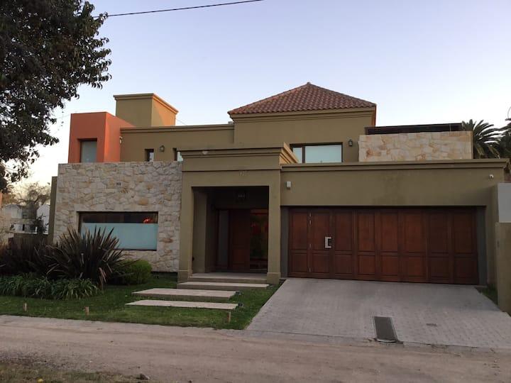 Casa en La Reserva. Habitación de Luxe