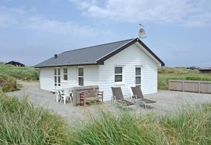 Unikt lille ferieparadis - Hvide Sande - Hus