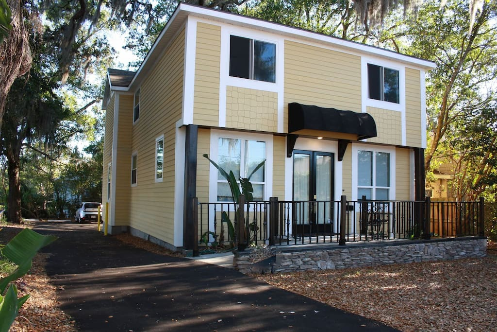 Historic Home remodeled for modern comfort!