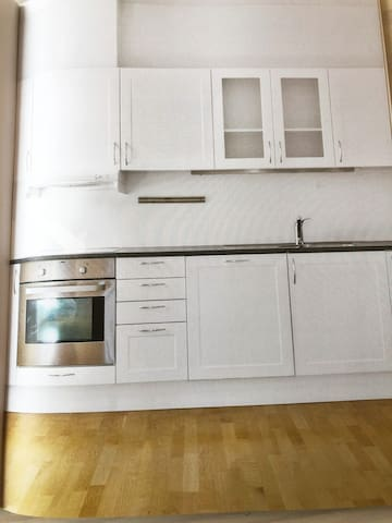 Room for rent in Aalesund for july month.