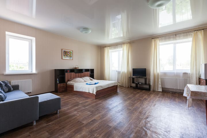 Very large cozy room near Moscow - Mytishchi - Dům