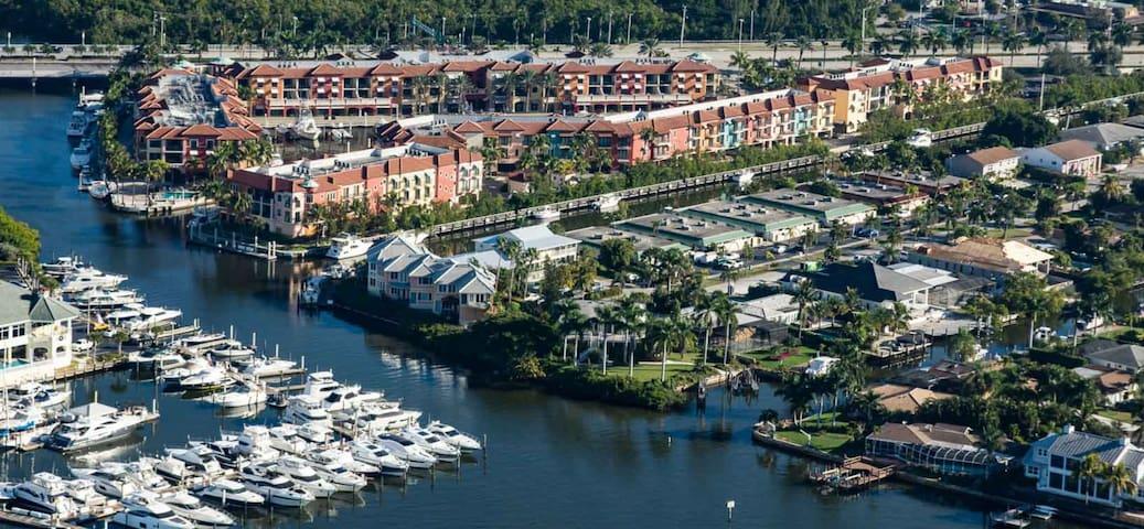 Naples Bay Resort & Marina 1 Bedroom Suite #3