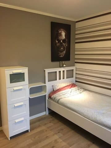 Ett rom i bofelleskap til leie i Hønefoss