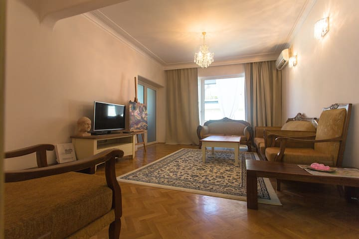 Spacious apartment in the vibrant heart of Plovdiv