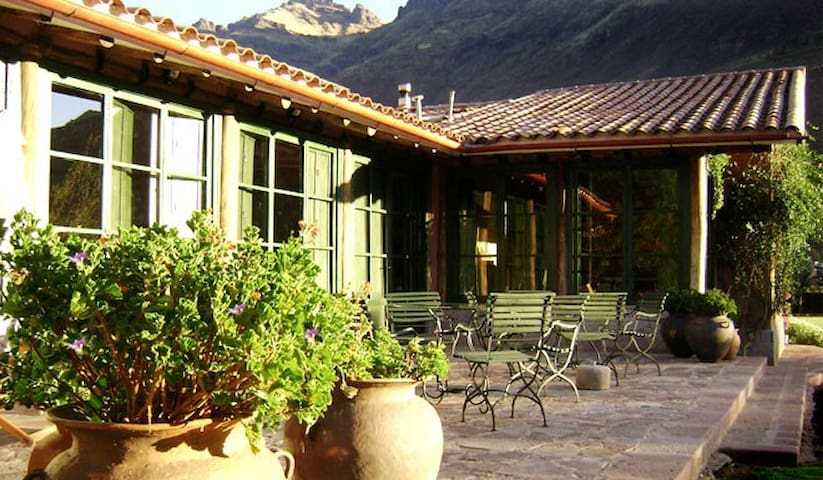 Stunning Villa in the Heart of the Sacred Valley - Pisac - Ev