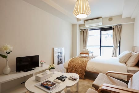 ◆Free WIFI◆Near Shinjuku! Stylish room /Samurai R2 - Shinjuku-ku - Apartment