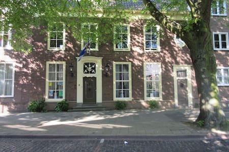 B&B Groenmarkt in centrum Middelburg - Middelburg