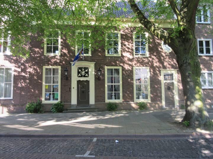 B&B Groenmarkt in centrum Middelburg
