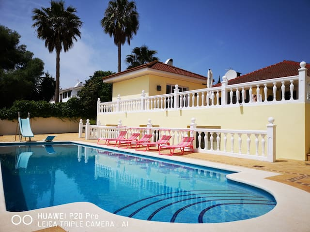 Relaxing holiday villa in Sotogrande
