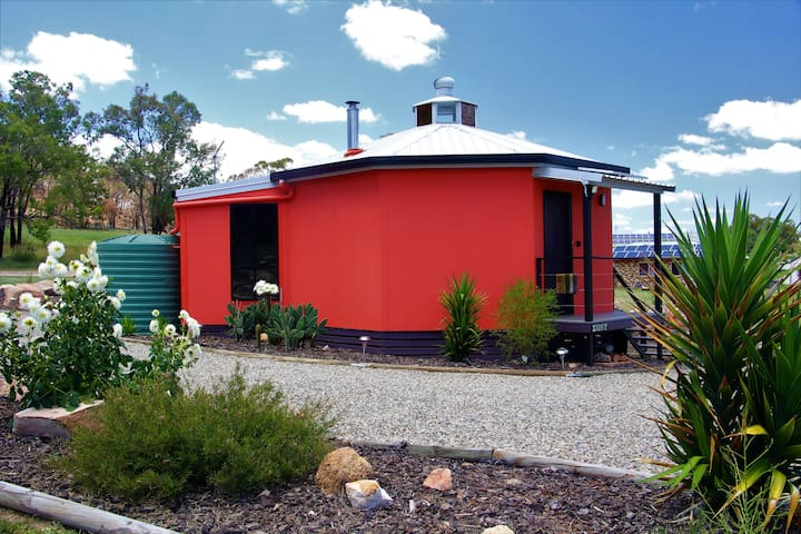 Zuny Yurt at Stanthorpe