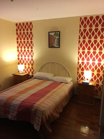 Cozy room in a nice and quiet neighborhood - Distrito de Lima - Huis