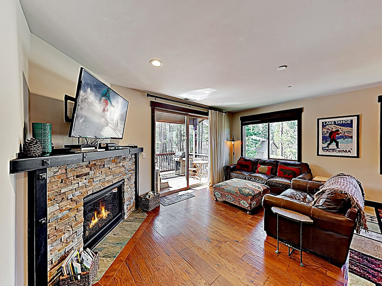 Welcome to Truckee! This condo at The Boulders is professionally managed by TurnKey Vacation Rentals.