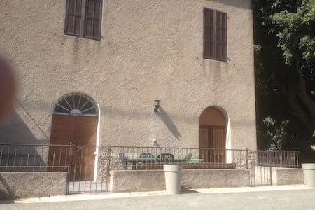 """""""T3 en Balagne, à Feliceto dans Maison de Village"""" - Feliceto - Apartament"""