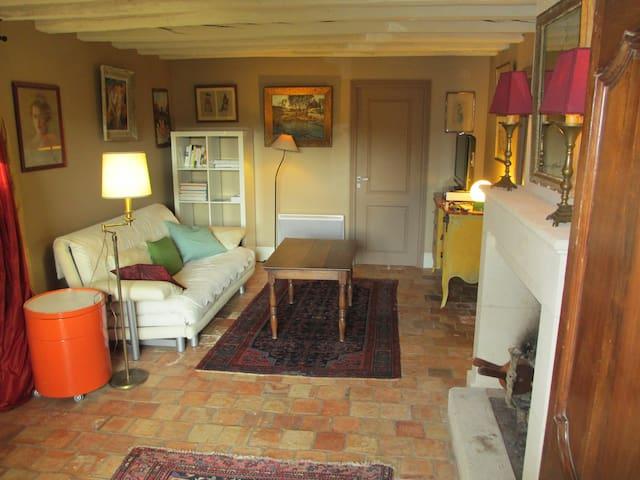 La Petite Maison - Villebernier - Apartment