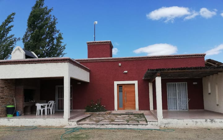 Cabañas El Refugio I