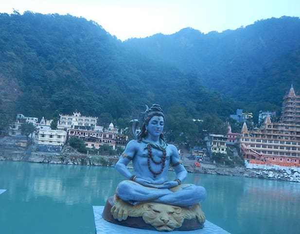 Peaceful Home in Rishikesh, Uttarakhand - Dehradun