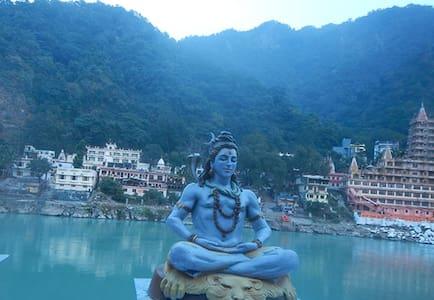 Peaceful Home in Rishikesh, Uttarakhand - Dehradun - Hus