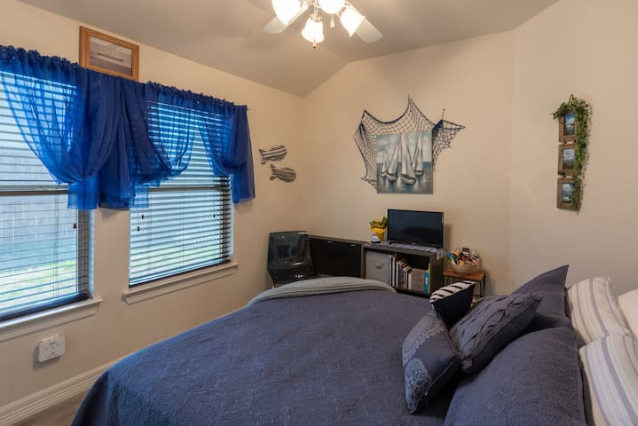 Cozy Room Near Little Elm, Frisco and Denton