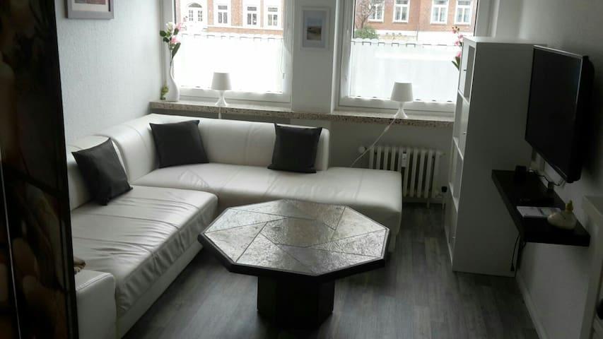 Appartement 5 min zum Strand - Eckernförde - Apartment