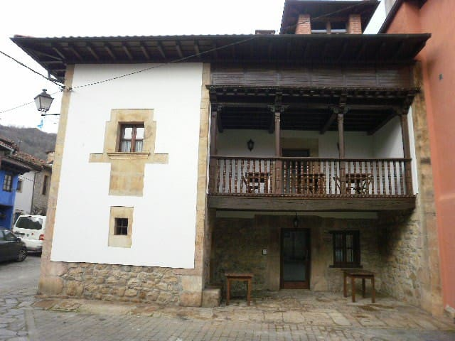 Apartamento rural en Poo de Cabrales