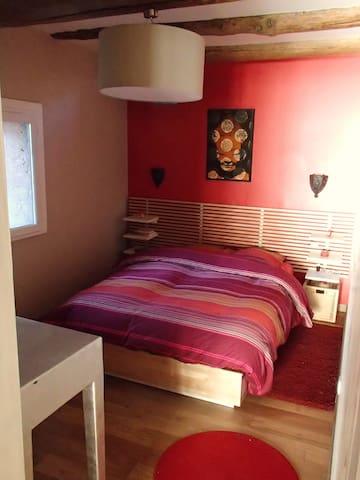 Chambre privée dans appart avec place de parking - Aix-en-Provence - Apartamento