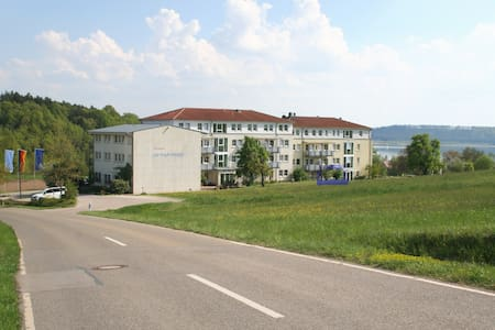 Traumhaftes Apartment mit Terrasse am Brombachsee - Spalt - อพาร์ทเมนท์