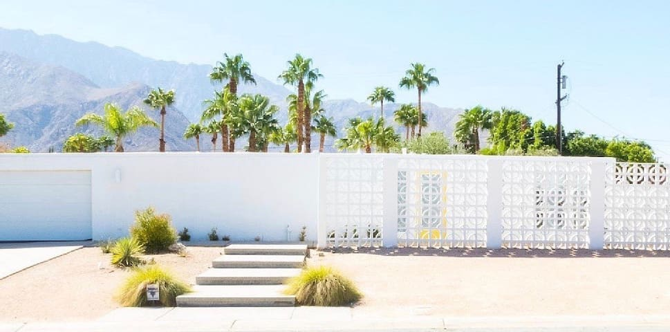 6 foot privacy wall palm springs 2017 palm springs vacation rentals condo rentals
