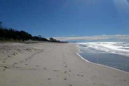 Two Minute Walk To Pristine Beach! - South Golden Beach