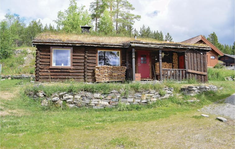 Holiday cottage with 3 bedrooms on 60m² in Heidal