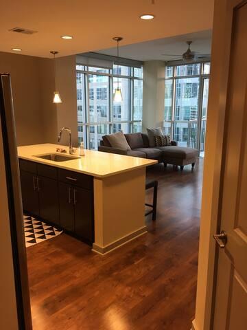 Modern Apartment Heart of Uptown - Charlotte