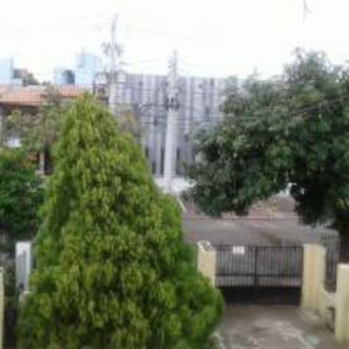 Vista Calle del Segundo Piso