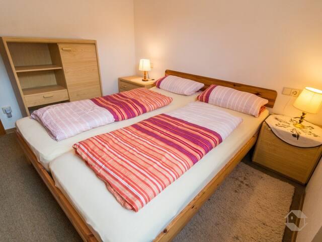 Ferienwohnung an der Alb, (Bad Herrenalb), Ferienwohnung An der Alb, 50 qm, 1 Schlafzimmer, max. 3 Personen