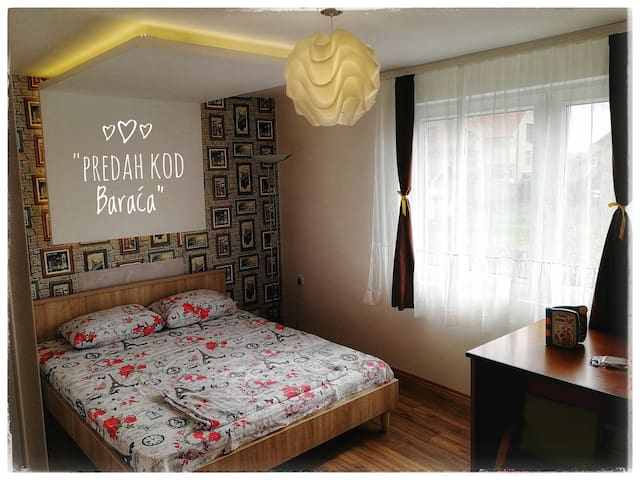 "Apartments ""Barać"""